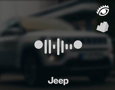 Jeep Compass RADIO / Para la naturaleza y la ciudad
