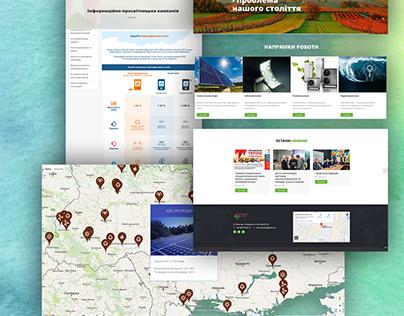 Rivne renewable energy and energy efficiency network