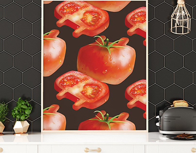 Fruit   Wall Art   Poster   Kitchen & Dining