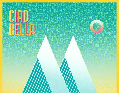 Ciao bella #Createfulness #AdobeChallengePoster