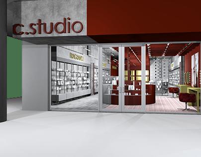 Colour Cafe 3Ds (Landkir)