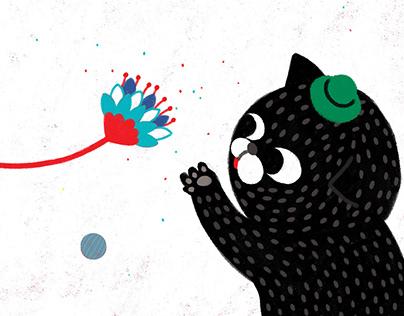 Cat Seed (Illustration book)