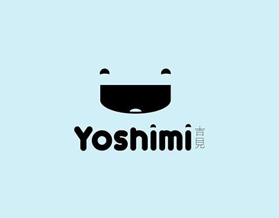 branding for Yoshimi Gallery