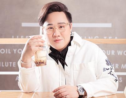 Share Tea with Trung Quân Idol