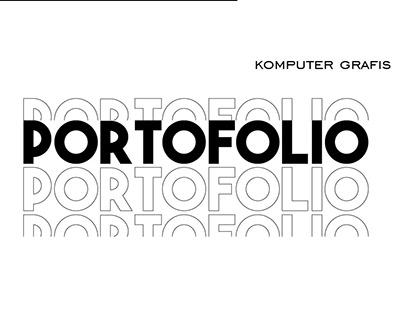 Portofolio Komputer Grafis / 11201033