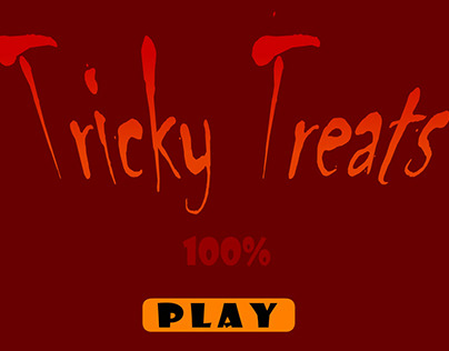Tricky Treats Flash Game