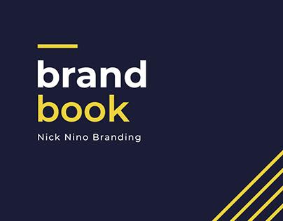Nick Nino - Brand Book
