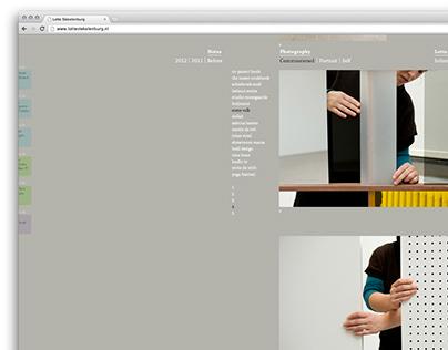 Lotte Stekelenburg - Website