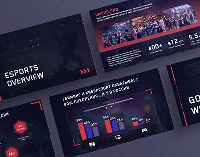 Presentation // Esports Overview
