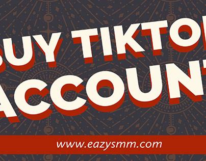 Buy Tiktok Account