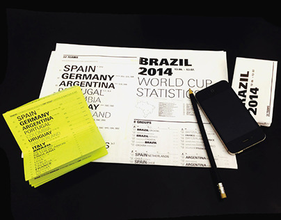 Typistic | Brazil 2014