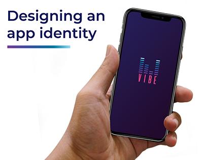 Vibe: App Identity Design