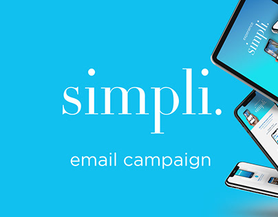 Digital Marketing: Simpli Email Campaign