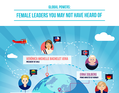 Ecanvasser - global power infographic