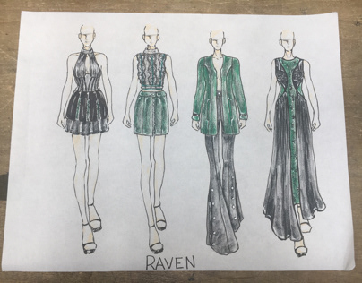 Raven: Group Project