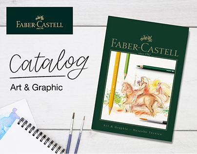[Faber-Castell] Art & Graphic 2018 Catalog