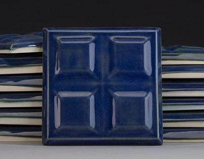 3D Printed Ceramic Tiles
