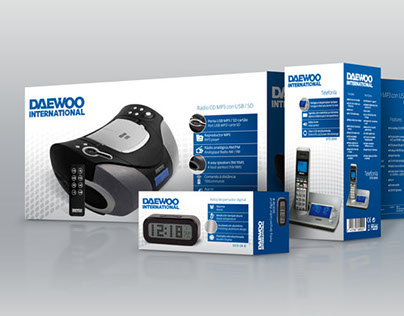 Daewoo International Packaging