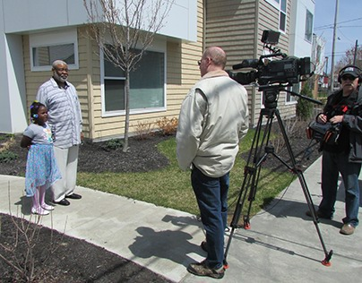 Residents Share Benefits of Intergenerational Housing