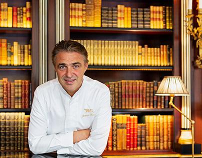 La Reserve Restaurant with Chef Jérôme Banctel