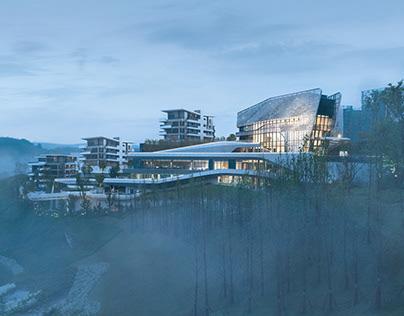 10 Design | Wide Horizon Clubhouse