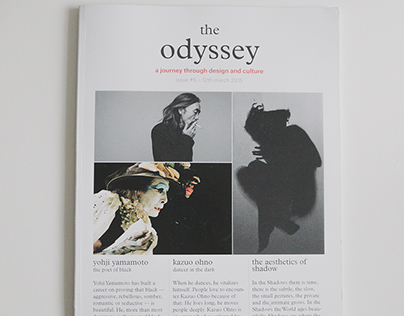 the odyssey — a journey through design and culture