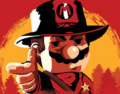 Red Dead Mario