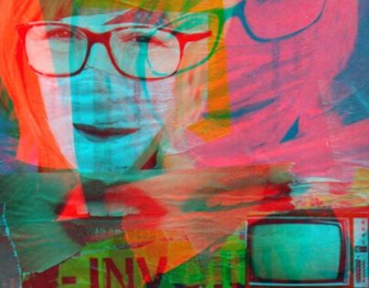 Influencer I // Analog Collage