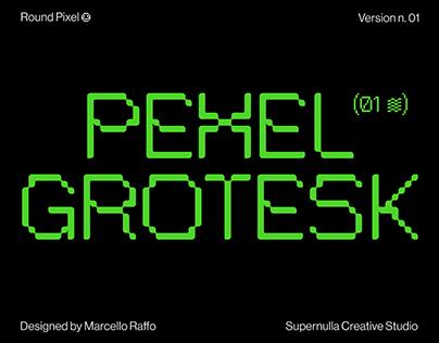Pexel Grotesk