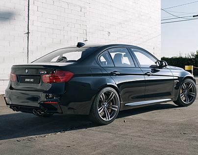 BMW M3 F80 | CGI