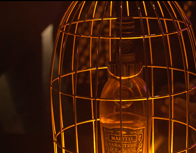 Martell - Birdcage Perfect Serve