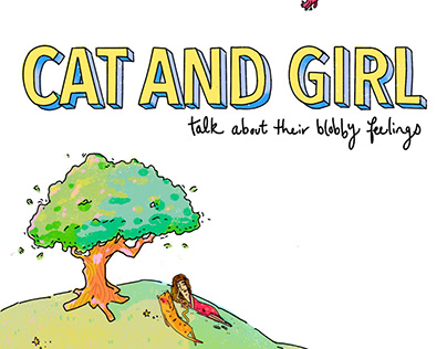 Story Board of Cat and Girl (W!I!P!)