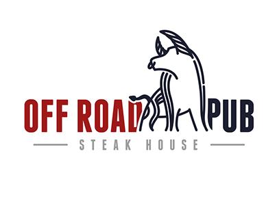 Off road pub - brand