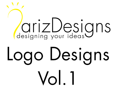 Logo Designs Vol.1