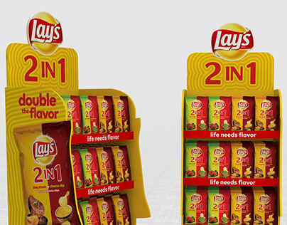 Lays 2 in 1