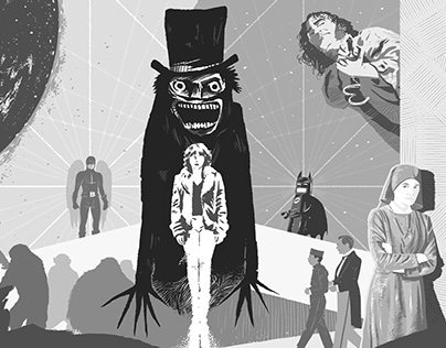 The Best Films of 2014, Illustrated