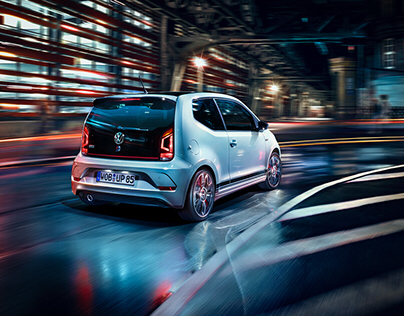 :: The All New VW up! GTI ::