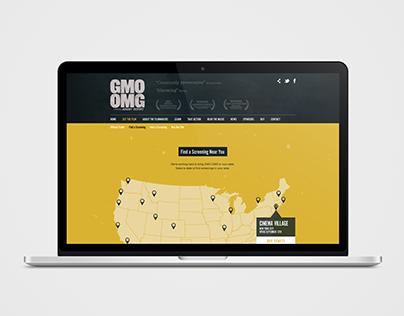GMO OMG / Website