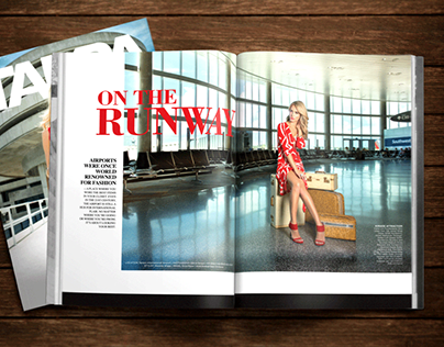 Tampa International Airport Fashion Feature