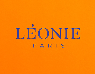 Léonie Paris - Storytelling, brand design, Packaging