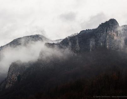 Tresnjica River Canyon