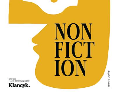Non-Fiction / poster
