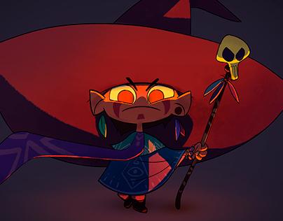 Tribal Sorcerer