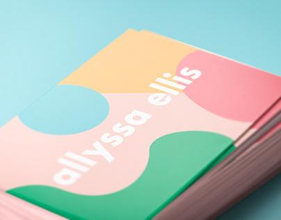 Personal Branding - Allyssa Ellis
