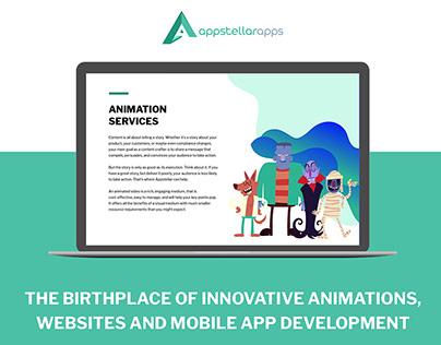 Appstellarapps | Websites and Mobile App Development