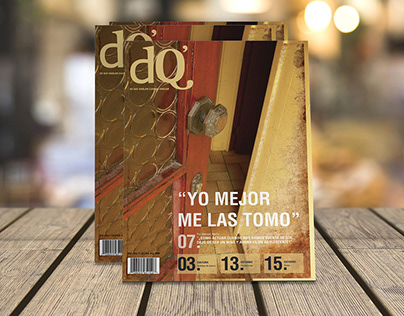 DQ! [Magazine]