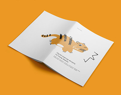 Redesign of visual communication of Zoo