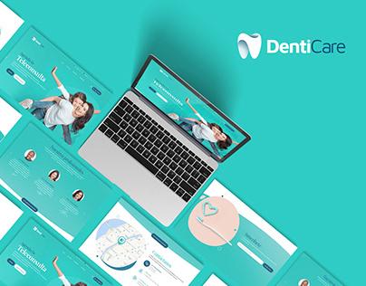 Landing - Dental care 2020
