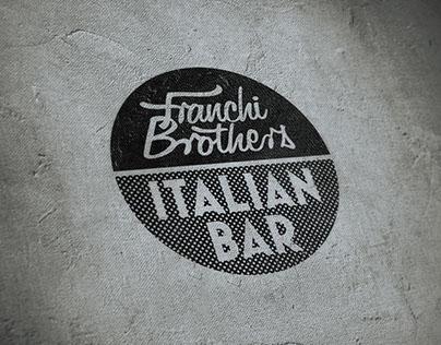 Franchi Brothers Italian Bar - Branding