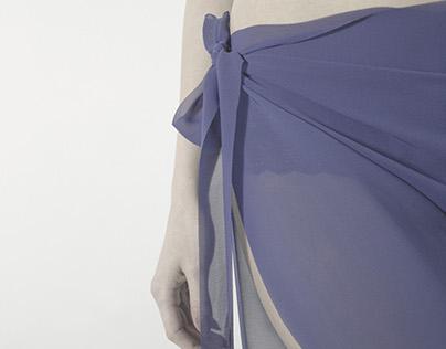 Pajamas LZ, fashion film